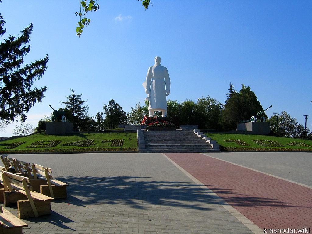 сопка героев крымск фото названием